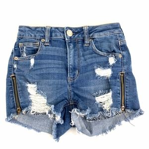 American Eagle Outfitters Super Hr Rise Shorts